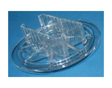 Couvercle transparent PPE Badu Top - (Speck)