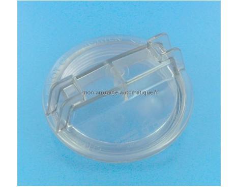 Couvercle de Préfiltre Transparent PPE 5JWP, 5P2R, S5P2R - 5'' - STA-RITE