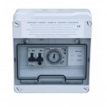 Coffret de commande X-Light mono 10A pour balai automatique