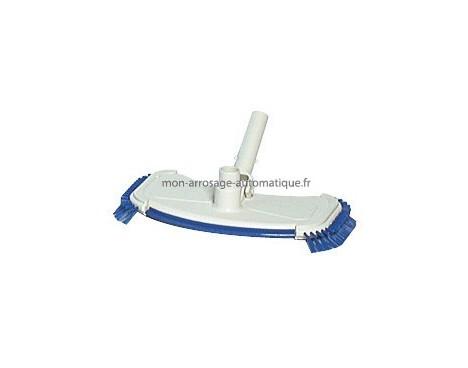 Tête de balai Liner lestée Luxe avec brosses latérales - VL 480