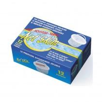 Net'Skim jetable - existe en boîte de 12 et présentoir de 36 boîtes