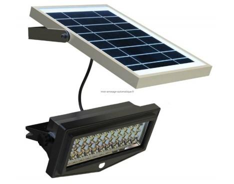 projecteur solaire avec d tecteur bf light. Black Bedroom Furniture Sets. Home Design Ideas