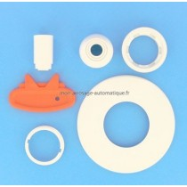 Rotule + Siège + Écrou + Enjoliveur BOR 00295/00330 (ASTRAL)