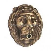 Rosace grand lion