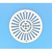 Grille 01467-0001 BDF Béton 2'' + vis métriques 10 mm (ASTRALPOOL)