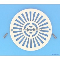 Grille (+ Vis) BDF 1 1/2'' - 2'' Liner 00270-0003 (ASTRALPOOL)