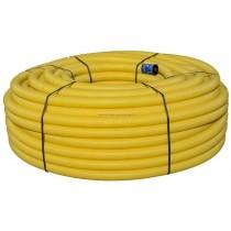 Drain agricole PVC avec géotextile