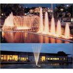 Éclairage de bassin / jardin aquatique